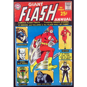 Flash Annual #1 (1963) VG/FN (5.0)