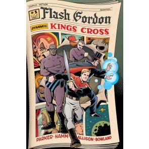 Flash Gordon: Kings Cross (2016) #1 VF/NM Roger Langridge Cover Variant Dynamite