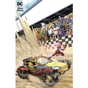 Flash/Speed Buggy Special (2018) #1 VF/NM Dan Mora Cover Hanna-Barbera