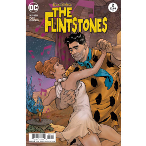 Flintstones (2016) #1 2 3 NM (9.4) Hanna-Barbera DC comics