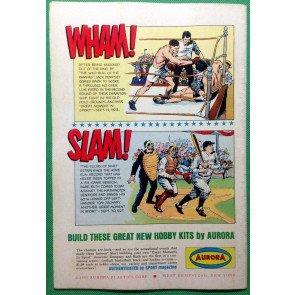 FLASH (1959) #156 FN+ (6.5) co-starring Kid Flash