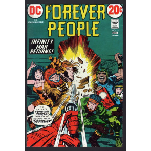 Forever People #11 FN (6.0)