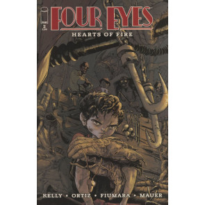FOUR EYES: HEARTS OF FIRE (2016) #2 VF/NM IMAGE COMICS