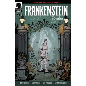 Frankenstein Undone (2020) #2 of 5 VF/NM Simone D'Armini Cover Dark Horse Comics