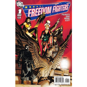 FREEDOM FIGHTERS #1 UNCLE SAM NM