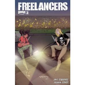 FREELANCERS #3 NM COVER B