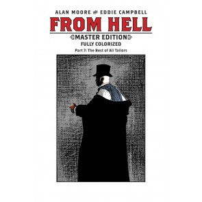 From Hell: Master Edition (2018) #7 VF/NM Alan Moore Eddie Campbell Top Shelf