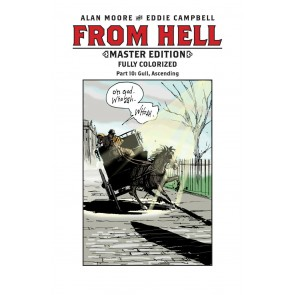 From Hell: Master Edition (2018) #10 VF/NM Alan Moore Eddie Campbell Top Shelf