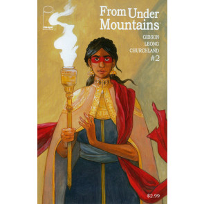 FROM UNDER MOUNTAINS (2015) #2 VF/NM IMAGE COMICS