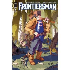 Frontiersman (2021) #1 VF/NM Marco Ferrari Cover Image Comics