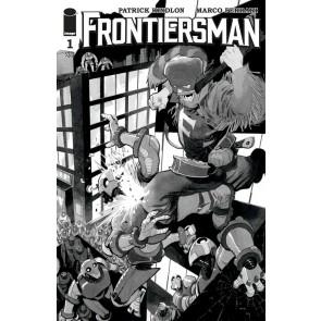 Frontiersman (2021) #1 VF/NM Matteo Scalera Variant Cover Image Comics