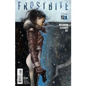 Frostbite (2016) #'s 1 2 3 4 5 6 Complete VF/NM Set Lot Vertigo