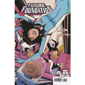 Future Foundation (2019) #3 VF/NM The Amazing Mary Jane Variant Cover