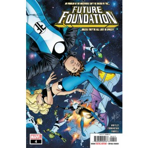 Future Foundation (2019) #4 VF/NM Pacheco Cover
