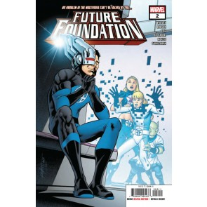 Future Foundation (2019) #2 VF/NM Pacheco Cover