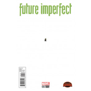 FUTURE IMPERFECT (2015) #1 VF/NM SECRET WARS ANT-SIZED VARIANT COVER MAESTRO