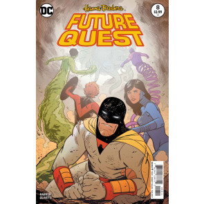 Future Quest (2016) #8 VF/NM Evan Shaner Cover