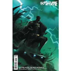 Future State: The Next Batman (2021) #2 VF/NM Francesco Mattina Variant Cover