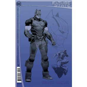 Future State: Dark Detective (2021) #1 VF/NM Second Printing Variant Cover