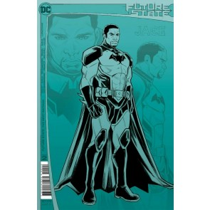 Future State: The Next Batman (2021) #2 VF/NM Second Printing Variant Cover
