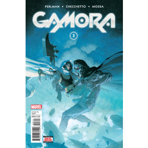 Gamora (2016) #3 VF/NM Esad Ribic Cover Guardians of the Galaxy