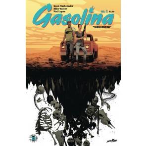 Gasolina (2017) #1 VF/NM Image Comics