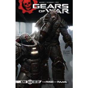 Gears of War: The Rise of RAAM (2018) #4 of 4 VF/NM IDW