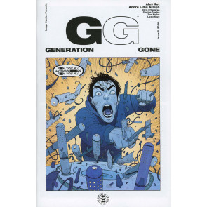 Generation Gone (2017) #5 VF/NM Image Comics