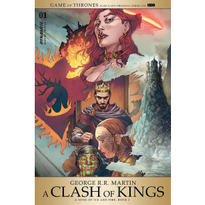 George R.R. Martin's A Clash of Kings (2017) #1 VF/NM Dynamite