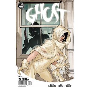 GHOST (2013) #3 VF/NM TERRY DODSON