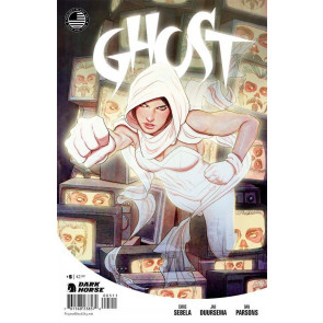 GHOST (2013) #5 VF/NM TERRY DODSON
