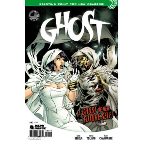 GHOST (2013) #9 VF/NM TERRY DODSON