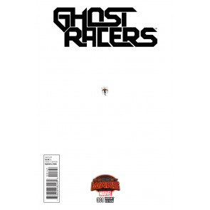 GHOST RACERS (2015) #1 VF/NM ANT-SIZED VARIANT COVER SECRET WARS