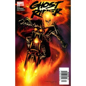 Ghost Rider (2006) #1 VF/NM Texeira Regular Cover Daniel Way