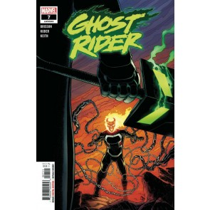Ghost Rider (2019) #7 (#243) VF/NM
