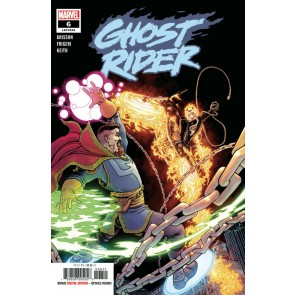 Ghost Rider (2019) #6 VF/NM Doctor Strange Appearance