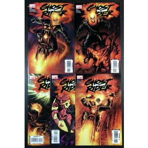 Ghost Rider (2006) #1 2 3 4 5 NM (9.4) Complete Vicious Cycle Story line Texeira