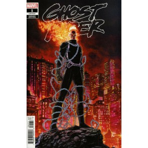 Ghost Rider (2019) #1 (#237) VF/NM Aaron Kuder King of Hell Variant Cover