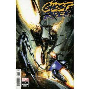Ghost Rider (2019) #2 (#238) VF/NM Clayton Crain Variant Cover