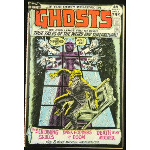 GHOSTS #3 VF/NM 1971