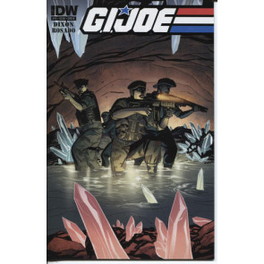 G.I. JOE (2011) #15 NM COVER B CHUCK DIXON IDW