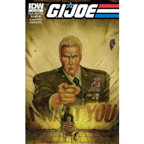 G.I. JOE (2013) #3 VF+ COVER B IDW