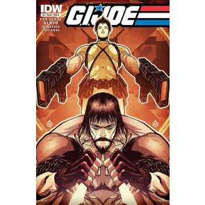 G.I. JOE (2013) #4 VF/NM COVER A IDW
