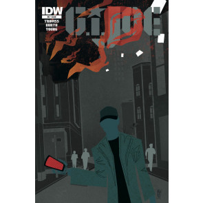 G.I. JOE (2014) #8 VF/NM IDW