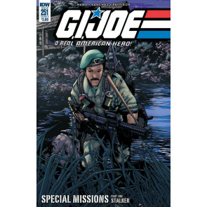 G.I. Joe: A Real American Hero (2010) #251 VF/NM Alex Sanchez Cover IDW