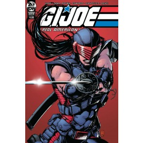 G.I. Joe: A Real American Hero: Yearbook 2019 #1 VF/NM Kei Zama Cover IDW