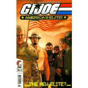 G.I. JOE: AMERICA'S ELITE (2005) #14 FN/VF DDP