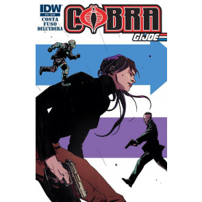 G.I. JOE: COBRA #15 NM COVER A
