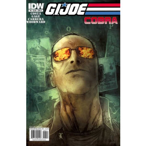 G.I. JOE: COBRA (2010) #6 VF+ - VF/NM COVER B IDW
