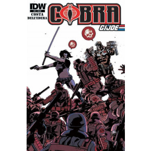 G.I. JOE: COBRA #21 VF/NM